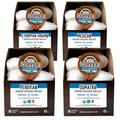 Fresh Roasted Coffee Organic Swiss Water Decaf Coffee Pod Variety Pack in Brown, Size 8.4 H x 6.0 W x 12.6 D in   Wayfair