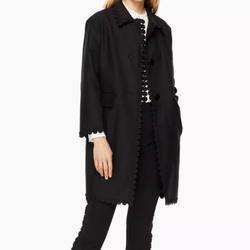 Kate Spade Jackets & Coats   Kate Spade Black Coat   Color: Black   Size: 4