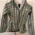 The North Face Jackets & Coats | Multicolor North Face Jacket | Color: Green/Red | Size: Xs