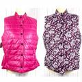 Kate Spade Jackets & Coats | Kate Spade So Foxy Reversible Quilted Vest Size S | Color: Pink | Size: S