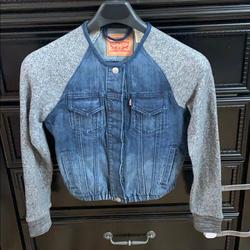 Levi's Jackets & Coats   Levis Jean Denim Jacket Size Xs   Color: Blue/Gray   Size: Xs