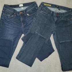 J. Crew Jeans   J. Crew Jeans Size 28 Toothpick Womens Blue Denim   Color: Blue   Size: 28