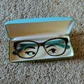 Kate Spade Accessories | Kate Spade New York Carolan Eyeglass Frames | Color: Blue/Brown | Size: Os