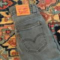 Levi's Jeans   721 Orange Tab Levis High Rise Jeans In Grey   Color: Gray   Size: 24