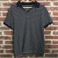 J. Crew Shirts | Mens J.Crew Polo Shirt | Color: Black/White | Size: L