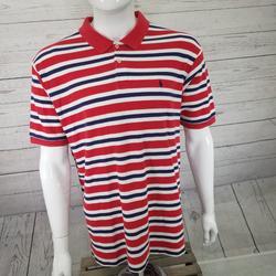 Polo By Ralph Lauren Shirts | Ralph Lauren Polo Shirt Atlanta Falcons Shirt | Color: Black/Red | Size: Xl