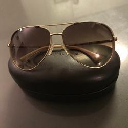 Michael Kors Accessories   Michael Kors Women Aviator Sunglasses Brown   Color: Brown   Size: Os