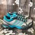 Adidas Shoes | Adidas Marathon 10 Adiprene Blue And Grey Shoes | Color: Blue/Gray | Size: 5.5