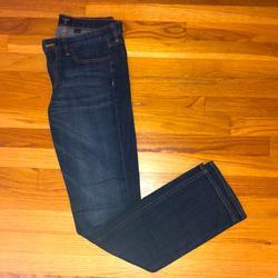 J. Crew Jeans   Euc Jcrew Matchstick Stretch Denim Jeans, 29r   Color: Blue   Size: 29