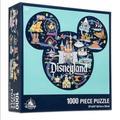 Disney Other | Disneyland Park Life 1,000 Piece Puzzle | Color: Black/Blue | Size: 1,000 Piece