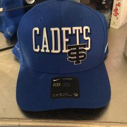 Nike Accessories   Cadets Nike Dri-Fit Hat   Color: Blue   Size: Os