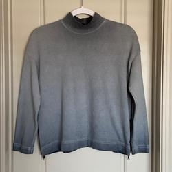 American Eagle Outfitters Sweaters   Blue Gray Turtle Neck Sweater   Color: Blue/Gray   Size: S