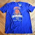 Adidas Shirts   New York Knicks 40th Anniversary Nba Champs Shirt   Color: Blue/Orange   Size: S
