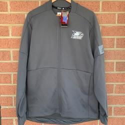 Adidas Jackets & Coats | Adidas Georgia Southern Eagles Climalite Jacket | Color: Gray | Size: Various