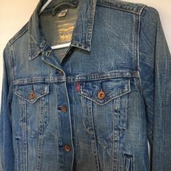 Levi's Jackets & Coats   Levis Denim Jean Trucker Boyfriend Jacket   Color: Blue   Size: Xs