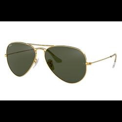 Ray-Ban Accessories | Ray Ban Gold Rimmed Aviator Sunglasses (Ray-Ban) | Color: Black/Gold | Size: Os