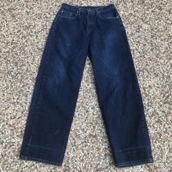 Polo By Ralph Lauren Jeans | Ralph Lauren Polo Jeans Company Vtg Banner Jeans | Color: Blue | Size: 32
