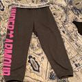 Under Armour Pants & Jumpsuits | Pants | Color: Gray/Pink | Size: M
