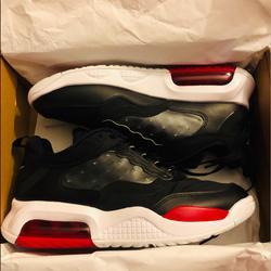 Nike Shoes | Nike Jumpman Max 200 | Color: Black | Size: 9.5