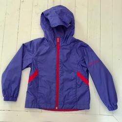 Columbia Jackets & Coats   Columbia Girls Windbreaker Size 45   Color: Pink/Purple   Size: 45