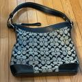 Coach Bags | Authentic Black Coach Purse | Color: Black | Size: 12 Inch By 11 Inch By 3 Inch