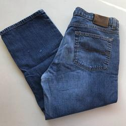 Polo By Ralph Lauren Jeans   Polo Jeans Rl   Cropped Bootcut Denim Jeans   Color: Blue   Size: 12