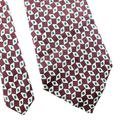Polo By Ralph Lauren Accessories | Polo Ralph Lauren Silk Tie Brown Geometric Print | Color: Brown | Size: Os