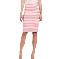 Lilly Pulitzer Skirts   Lilly Pulitzer Deacon Skirt Lilly'S Coral Stripe M   Color: Pink/White   Size: M