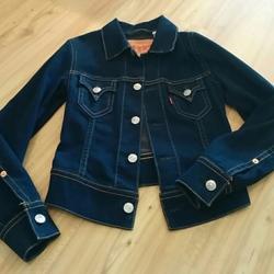 Levi's Jackets & Coats   Levis Type 1 Iconic Jean Jacket   Color: Blue   Size: Xs