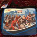 Disney Other | Disney Infinity Carrying Case | Color: Blue | Size: Osb