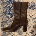 American Eagle Outfitters Shoes | American Eagle Mid Calf Boot | Color: Brown | Size: 8
