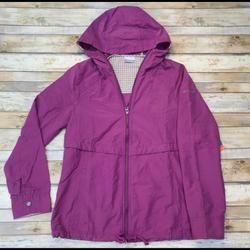 Columbia Jackets & Coats | Columbia Arch Cape Iii Hooded Womens Jacket | Color: Purple | Size: S