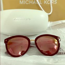 Michael Kors Accessories   Nwt Michael Kors Sunglasses   Color: Black/Gold   Size: Os