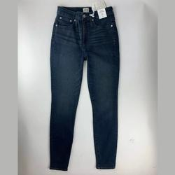 J. Crew Jeans | J.Crew Nwt Curvy Toothpick Jeans Grey Denim 26 | Color: Gray | Size: 26