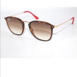 Ray-Ban Accessories   Ray-Ban Ferrari Tortoise - Brown - Sunglasses   Color: Brown/Gold/Red   Size: Os