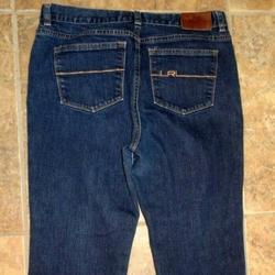 Ralph Lauren Jeans | Lauren Jeans Co. Lrl Classic Straight Crop Jeans | Color: Blue | Size: 10p