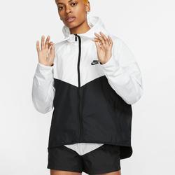 Nike Jackets & Coats | Nike Windrunner Zip Up Jacket Medium Nwt | Color: Black/White | Size: M