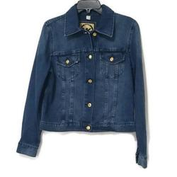 Michael Kors Jackets & Coats   Michael Kors Women'S Medium Jean Jacket   Color: Blue   Size: M