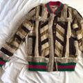 Anthropologie Jackets & Coats | Faux Fur Jacket Anthropologie | Color: Brown/Red | Size: S