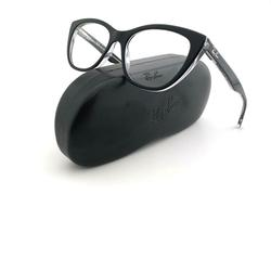 Ray-Ban Accessories   New Ray-Ban Frames Black Acetate Rb5322 Womens   Color: Black   Size: 53-18-140