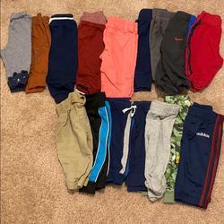 Nike Bottoms | 1st Baby Bundle 3m | Color: Blue/Green | Size: 0-3mb