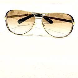 Michael Kors Accessories   Michael Kors Sunglasses   Color: Gold   Size: Os