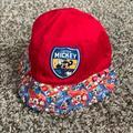 Disney Other | Infant Sun Hat | Color: Red | Size: Infant