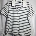 Ralph Lauren Shirts & Tops | Ralph Lauren Polo Shirt Youth Size 1x Boy'S | Color: Black/White | Size: Youth 1x Size