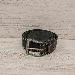 Levi's Accessories | Levis Black Leather Men'S Belt | Color: Black | Size: Os
