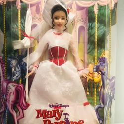 Disney Other   Fabulous Nib Mary Poppins Disney Barbie Doll   Color: Red/White   Size: Os