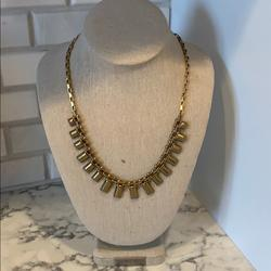 Madewell Jewelry   Madewell Statement Necklace   Color: Gold   Size: Os