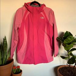 The North Face Jackets & Coats   Girls The North Face Pink Windbreaker   Color: Pink   Size: Xlg