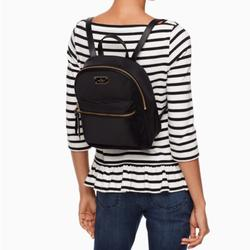 Kate Spade Bags   Kate Space Wilson Road Small Bradley Backpack   Color: Black   Size: Os