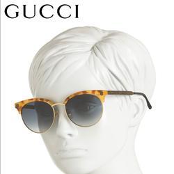 Gucci Accessories | Gucci Gucci Engraved Classic Round Sunglasses | Color: Black/Gold | Size: Os